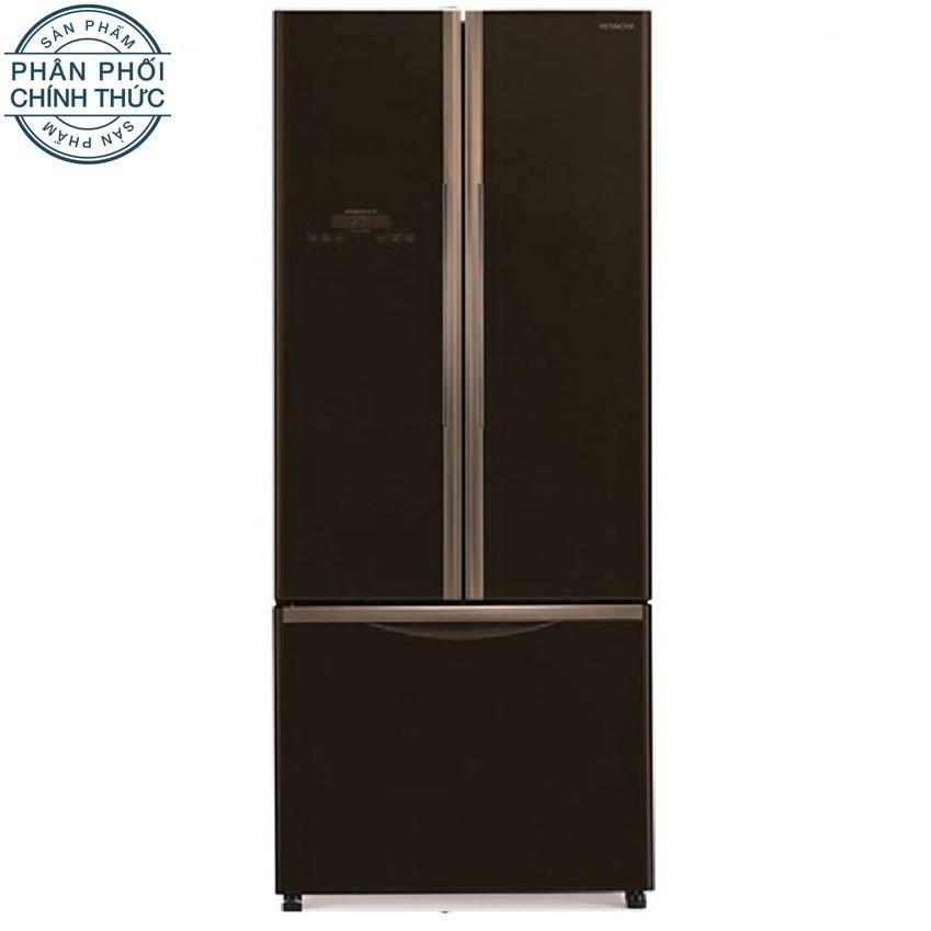 Cửa Hàng Tủ Lạnh 3 Cửa Hitachi R Wb475Pgv2 Gbw 405L Nau Hitachi Trực Tuyến