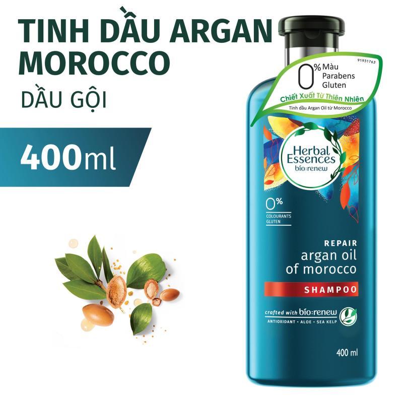 Dầu Gội Herbal Essences Tinh dầu MoroccanArgan 400ml giá rẻ
