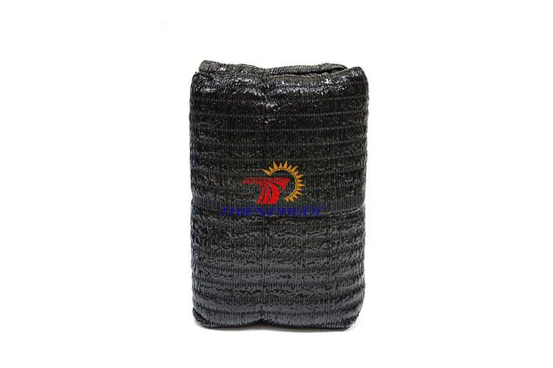 Lưới che nắng tấm - khổ 2m x 10m - màu đen