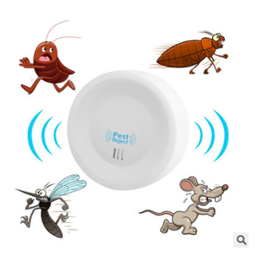 Hình ảnh Máy chuyên đuổi chuột-gián-muỗi và các loại côn trùng
