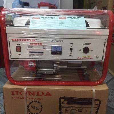 Máy phát điện Honda SH3500 3kw chạy xăng giật tay