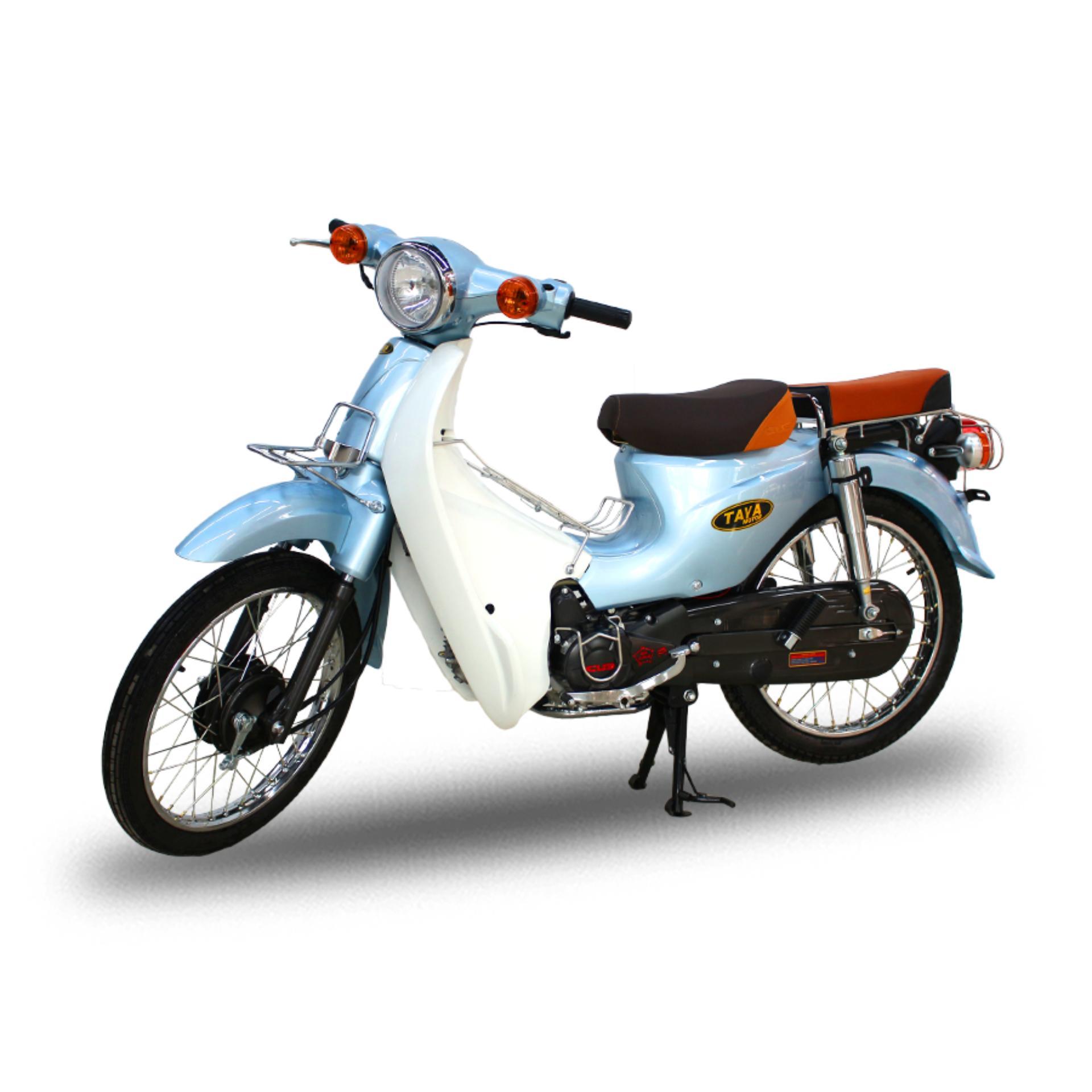 Xe cub 81 TAYA (xanh ngọc) NHẬT BẢN