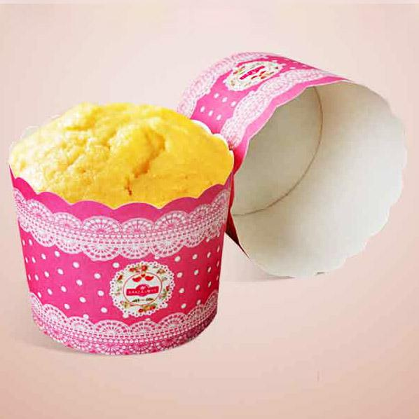 Hình ảnh Combo 50 ly cupcakes, cốc giấy cupcakes
