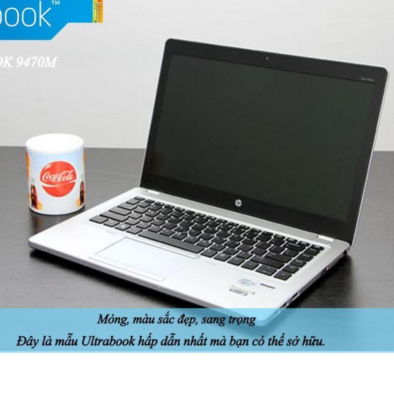 Laptop HP Elitebook Folio 9470M Core i5-3437U,4GB RAM,320GB SSD, Intel HD Graphics 4000.