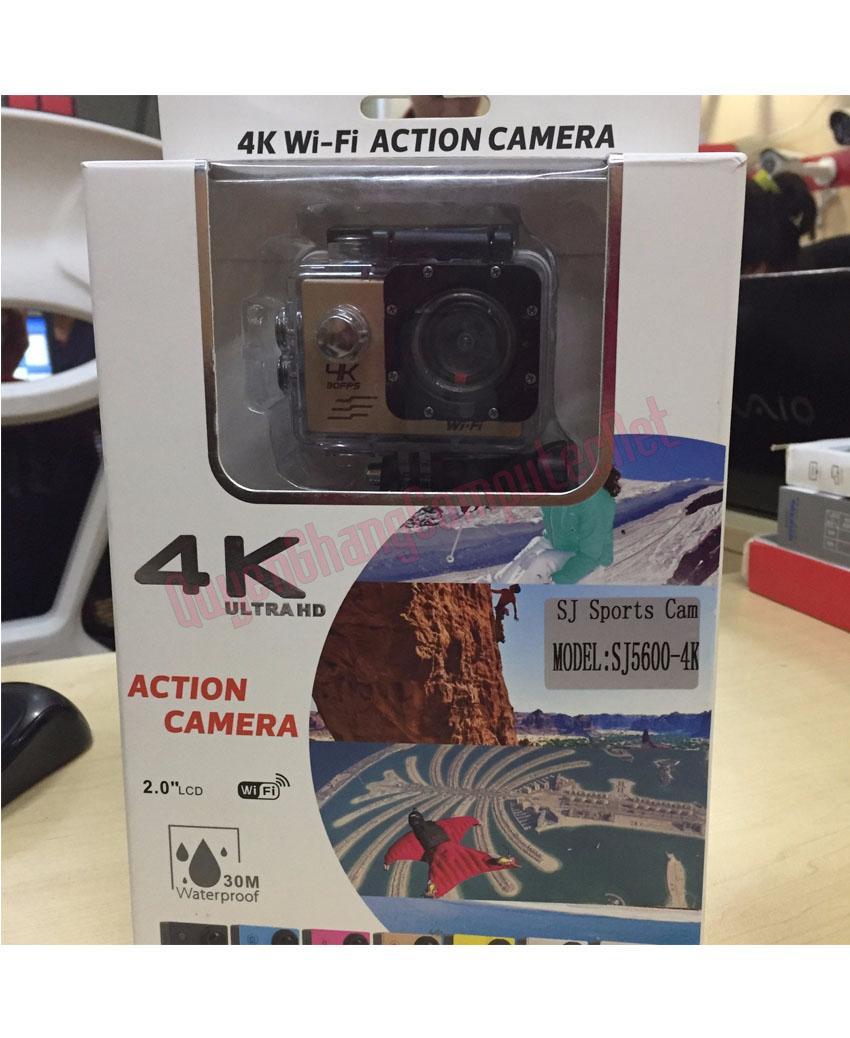 Ôn Tập Camera Hanh Trinh Sj5600 4K Wifi