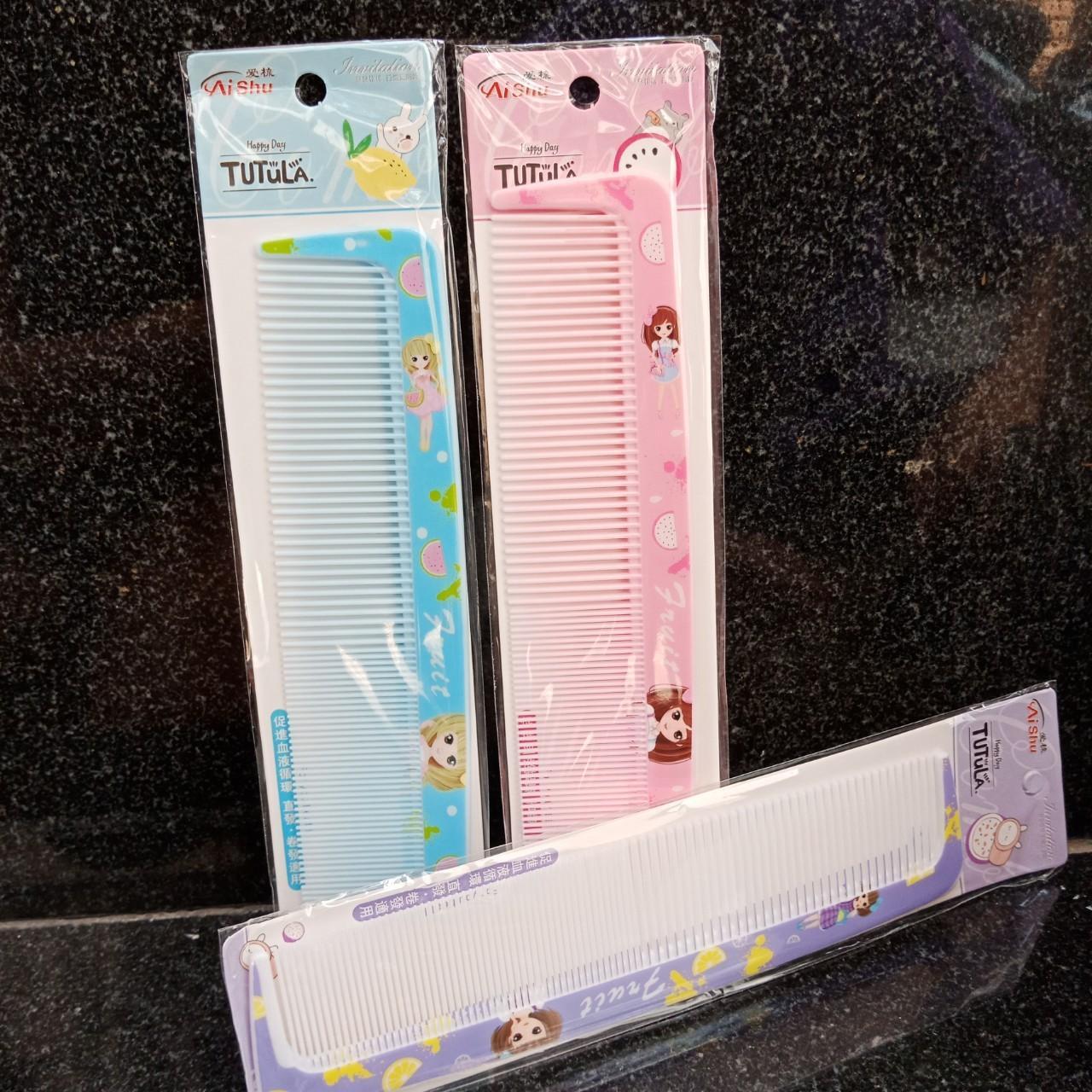 Bộ 03 chiếc Lược chải tóc Aishu dễ thương