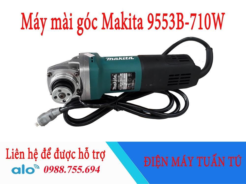 MÁY MÀI GÓC  MAKITA-9553B-710W