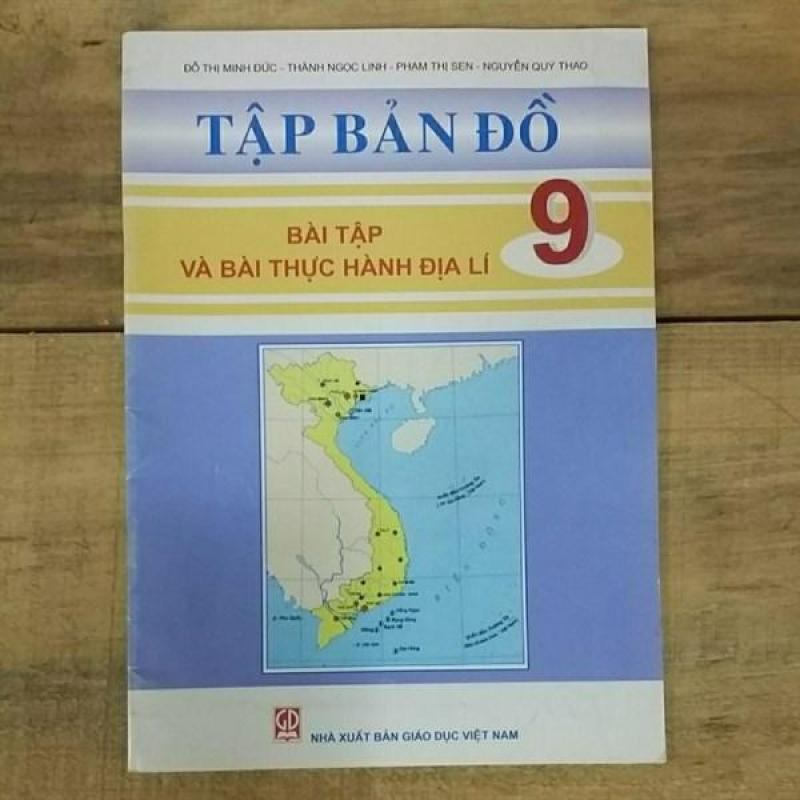 Mua Tâp bản đồ 9