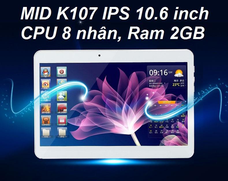 Máy tính bảng MID K107 LCD