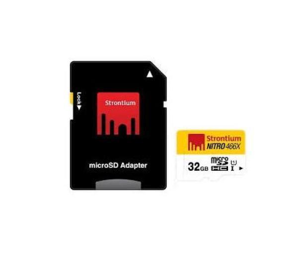 Đầu đọc thẻ nhớ micro SD Strontium 16GB KM (128)