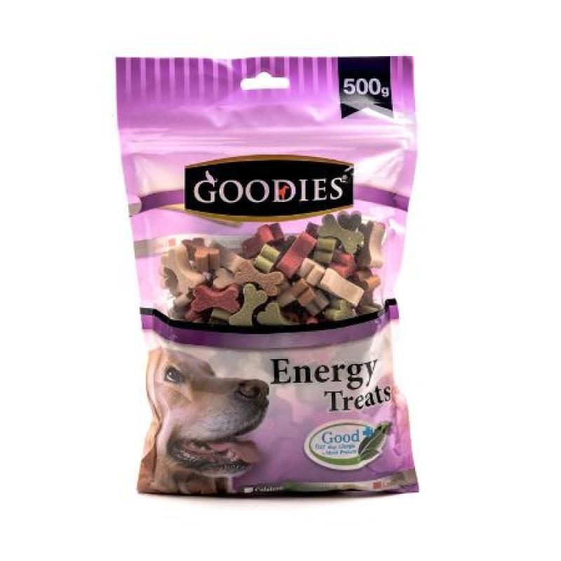 Thức ăn cho chó - Goodies Cut Bone Hỗn Hợp 500g GD25