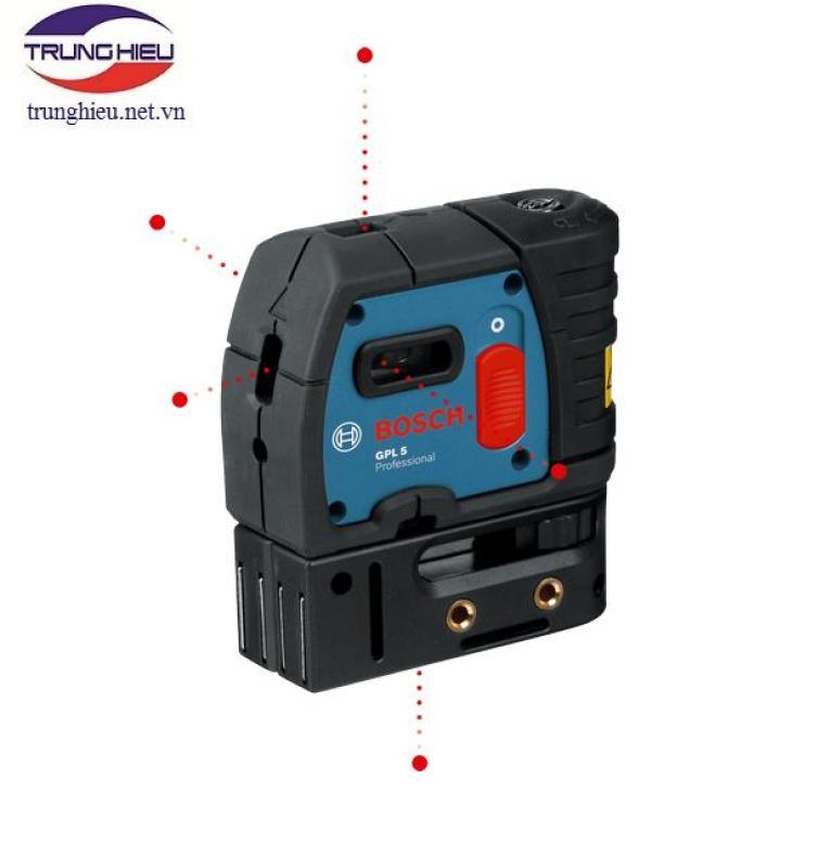 Máy cân mực laser Bosch GPL 5