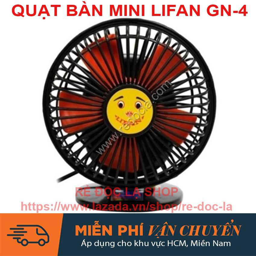 Hình ảnh Quạt bàn mini Lifan GN-4