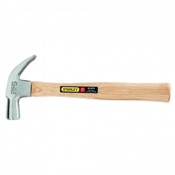 13Oz Búa nhổ đinh cán gỗ Stanley STHT51373-8