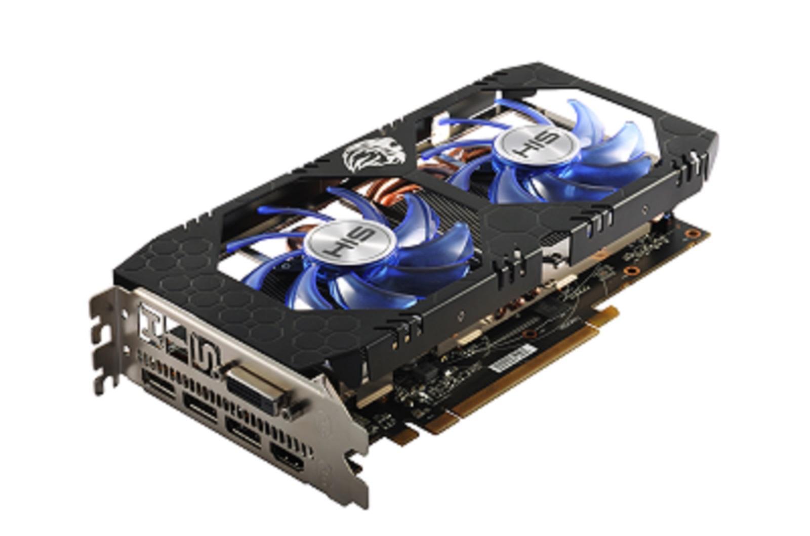Card màn hình HIS RX 470 DDR5 8GB