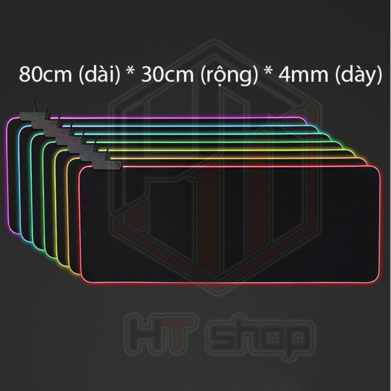 Giá Bàn di chuột led RGB, pad RGB cực hot