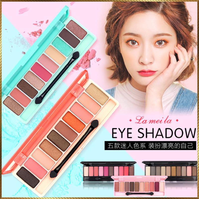 Bảng phấn mắt Play Color Eyes Lameila PC23