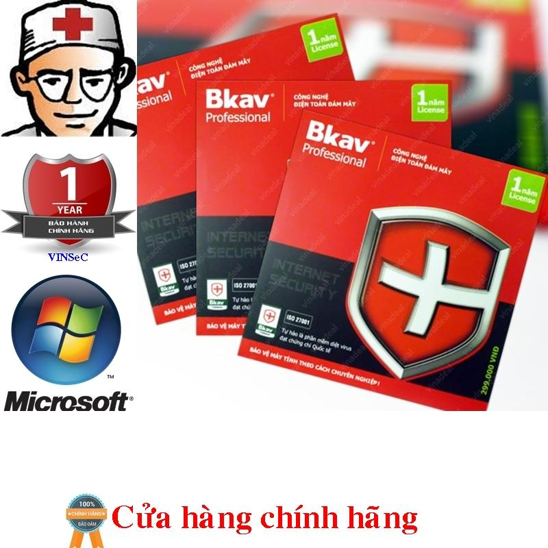 Hình ảnh Phần mềm diệt virút BKAV Pro Internet Security - 2018
