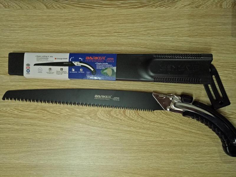 Cưa gỗ, cưa cành cầm tay 350mm Barker JAPAN - Professional Tool