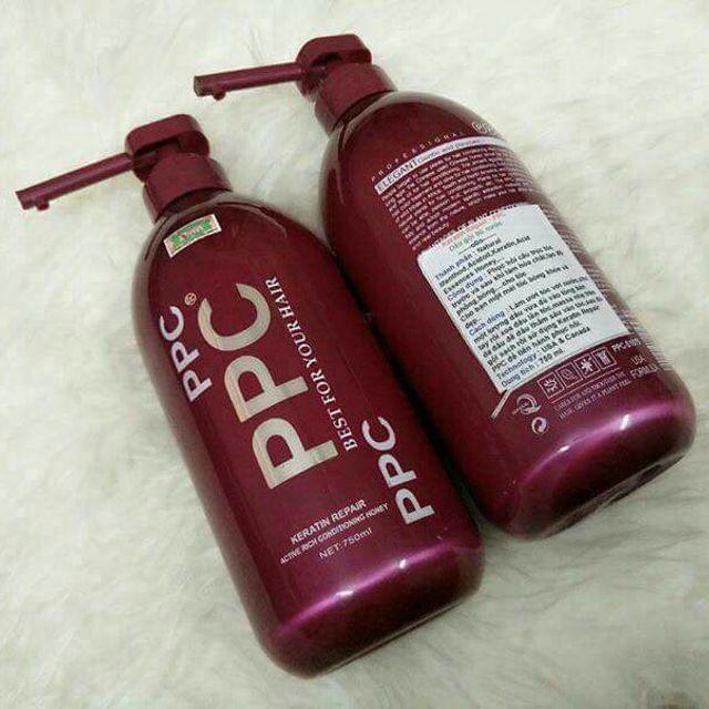 Hình ảnh Dầu xả phục hồi tóc hư tổn PPC Best For Your Hair 750ml