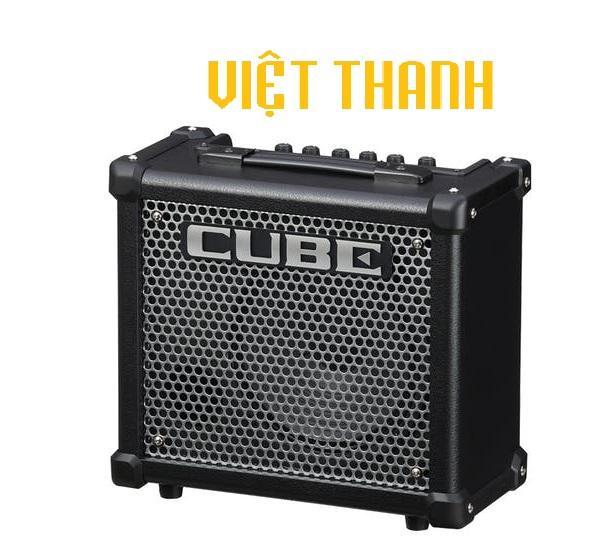 Giá Tiết Kiệm Khi Sở Hữu Ampli Guitar Điện Roland CUBE10GX , Dành Cho Tập Luyện Và Biểu Diễn