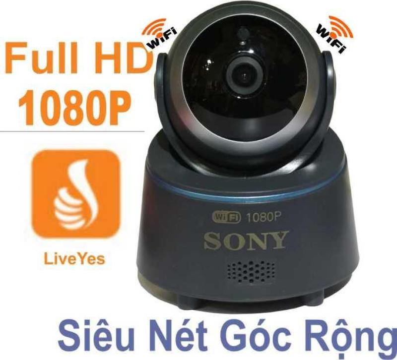 Camera Wifi Robot thông minh Sony - Full HD 1080P