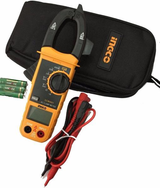 Ampe kìm đo AC kỹ thuật số INGCO DCM6002