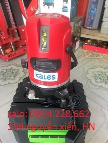 Máy cân bằng laser tia đỏ Kales