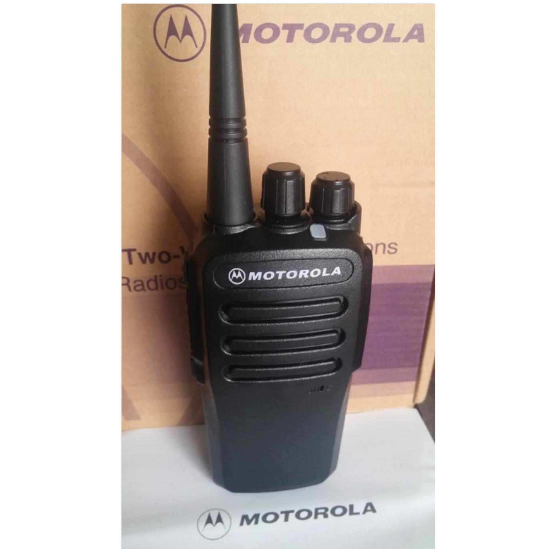 Máy bộ đàm Motorola GP-3588Plus công suất 12W nhỏ gọn hay dùng trong tòa nhà chung cư cao tầng