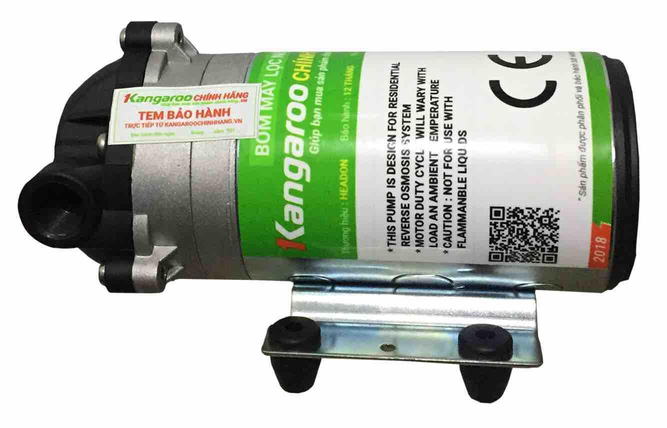 Giá Bơm máy lọc nước Kangaroo chính hãng có tem bảo hành