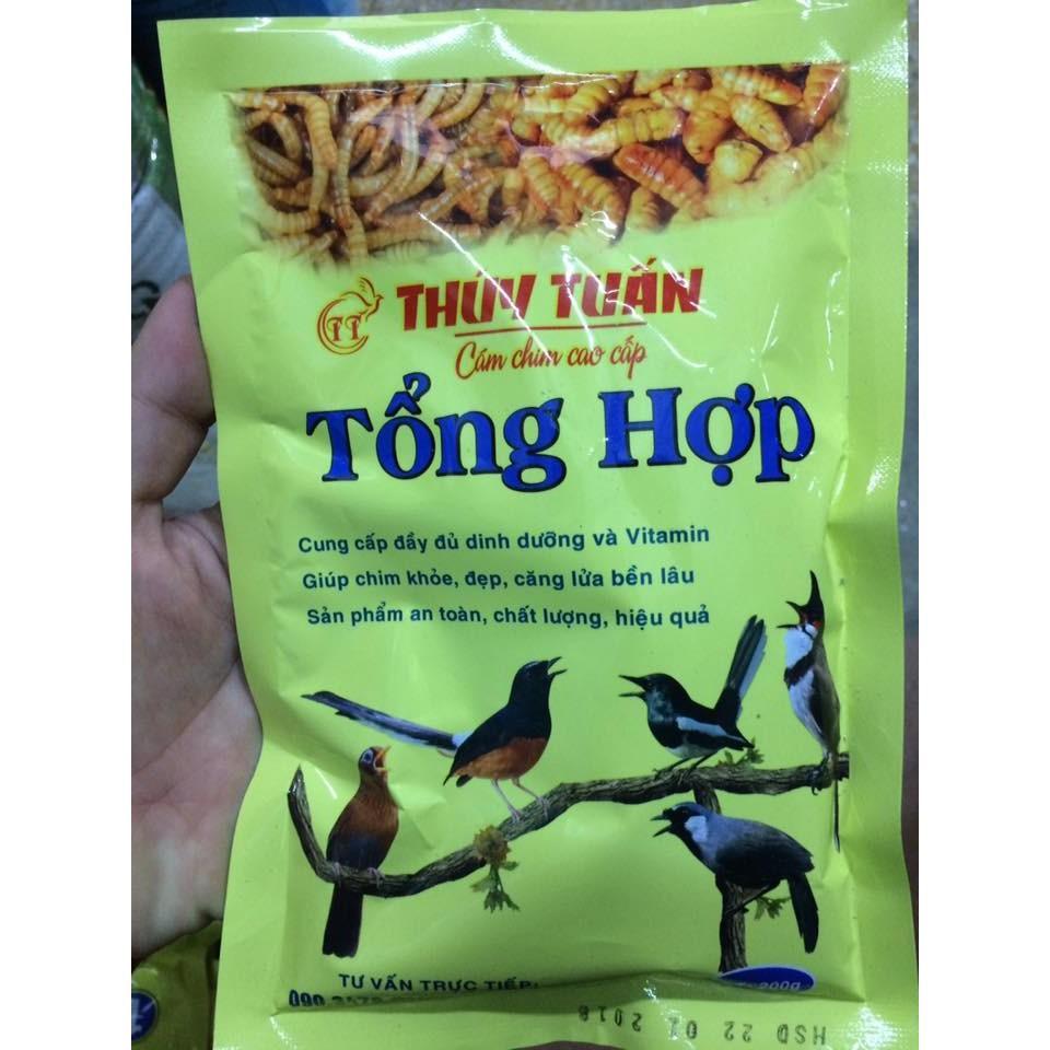 Thức Ăn Nuôi Chim Loại Tổng Hợp By Thanh Hằng..