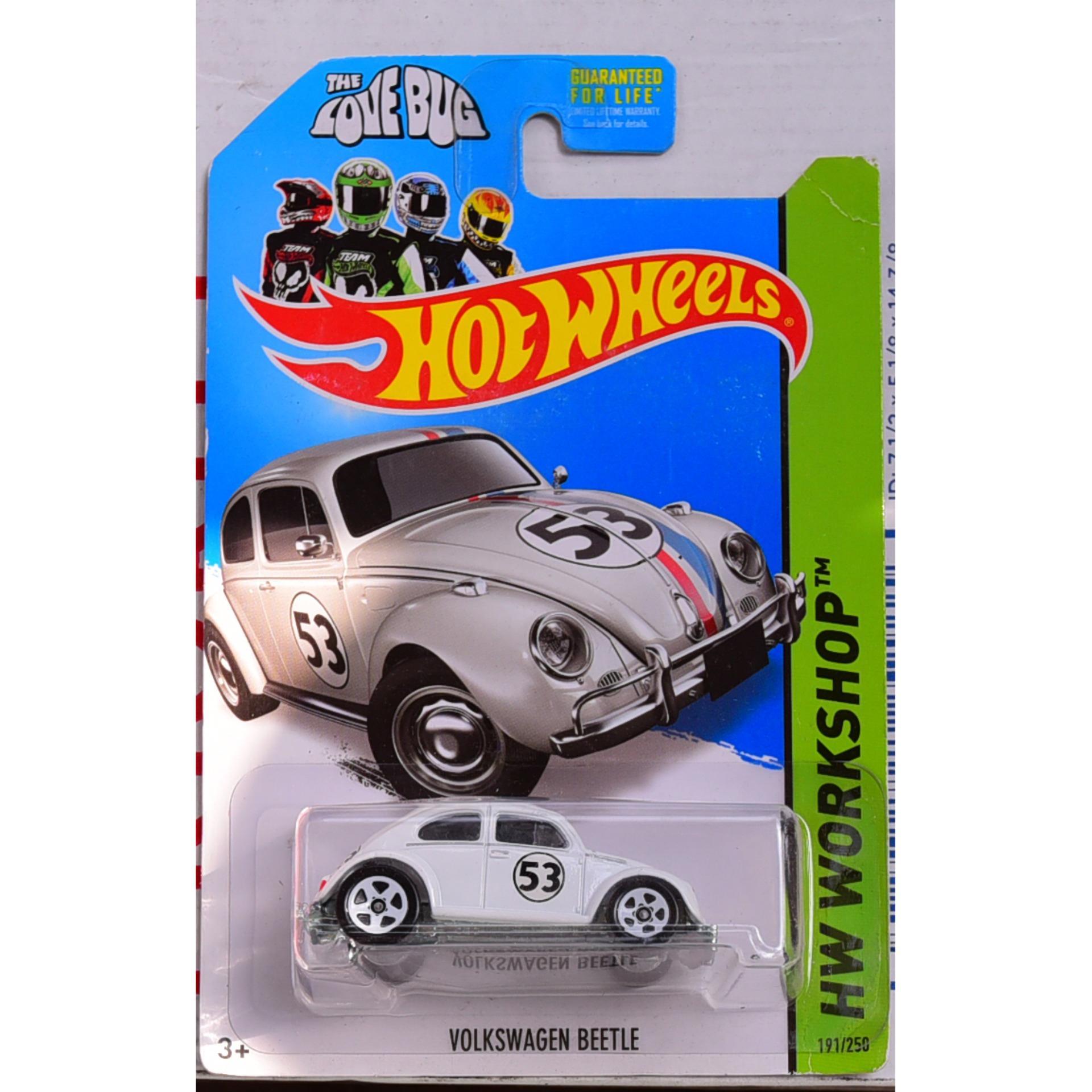 Ôn Tập Tốt Nhất O To Mo Hinh Tỉ Lệ 1 64 Hot Wheels Xe Theo Phim Herbie The Love Bug Volkswagen Beetle Mau Trắng