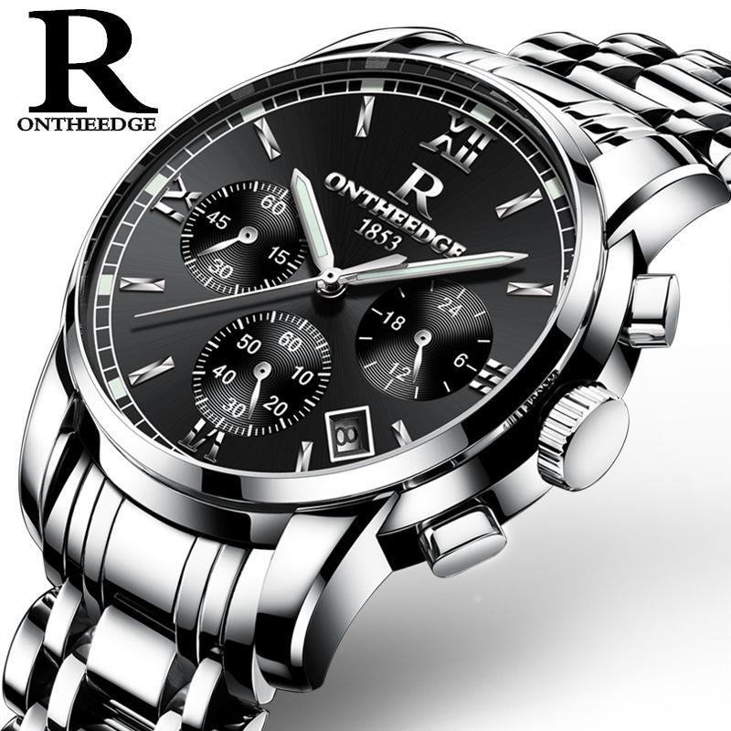 Đồng hồ nam cá tính sang trọng (đồng hồ pin) bán chạy