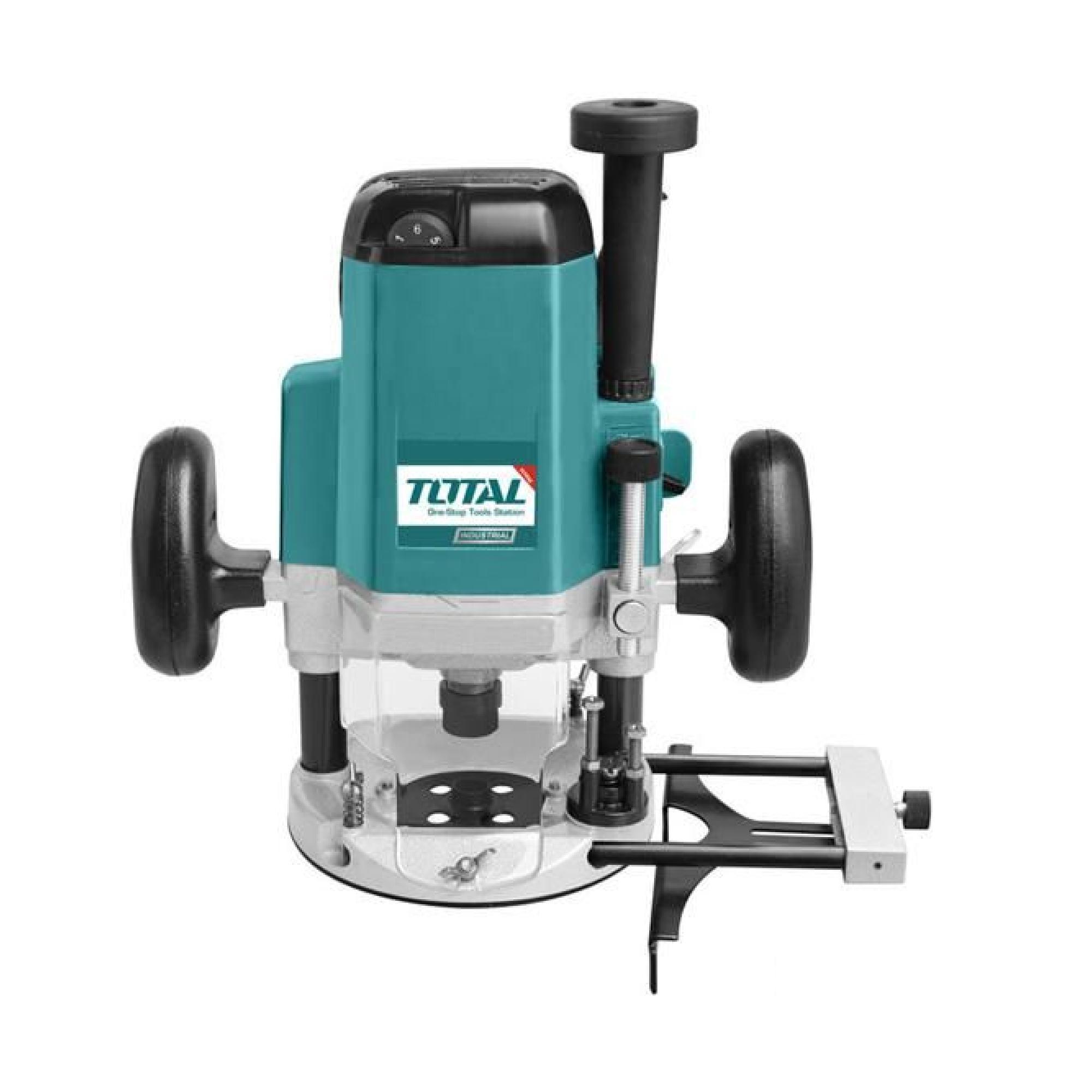 12MM - 2200W MÁY PHAY GỖ TOTAL - TR11122