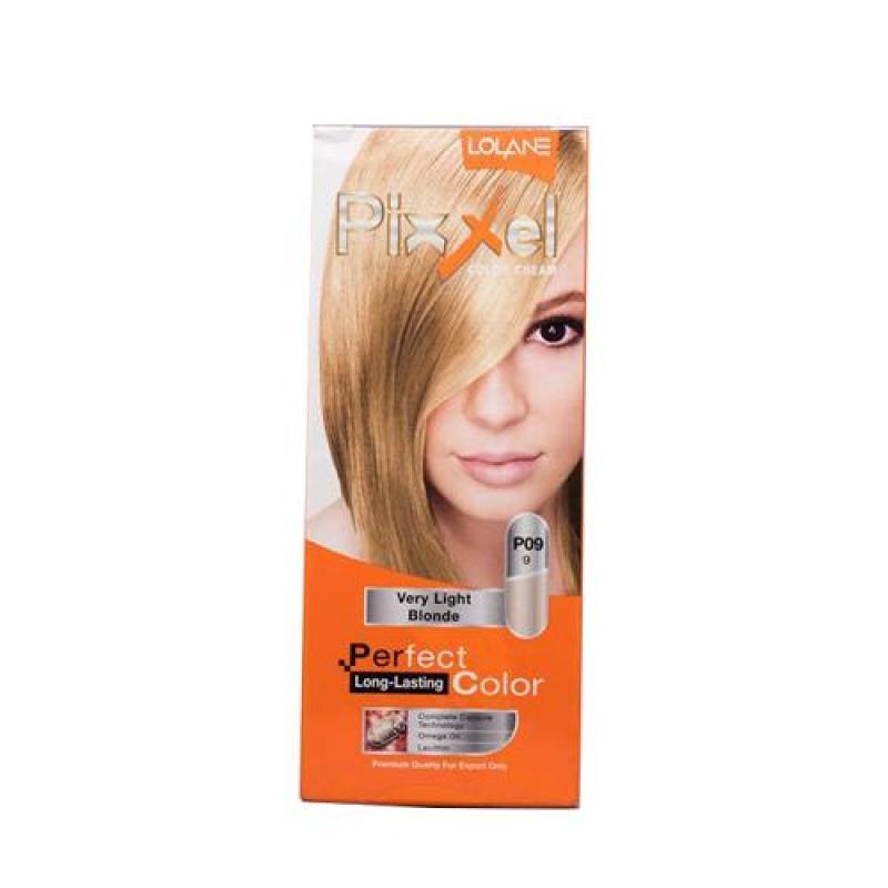 Thuốc nhuộm tóc màu vàng nhạt P09 nhập khẩu