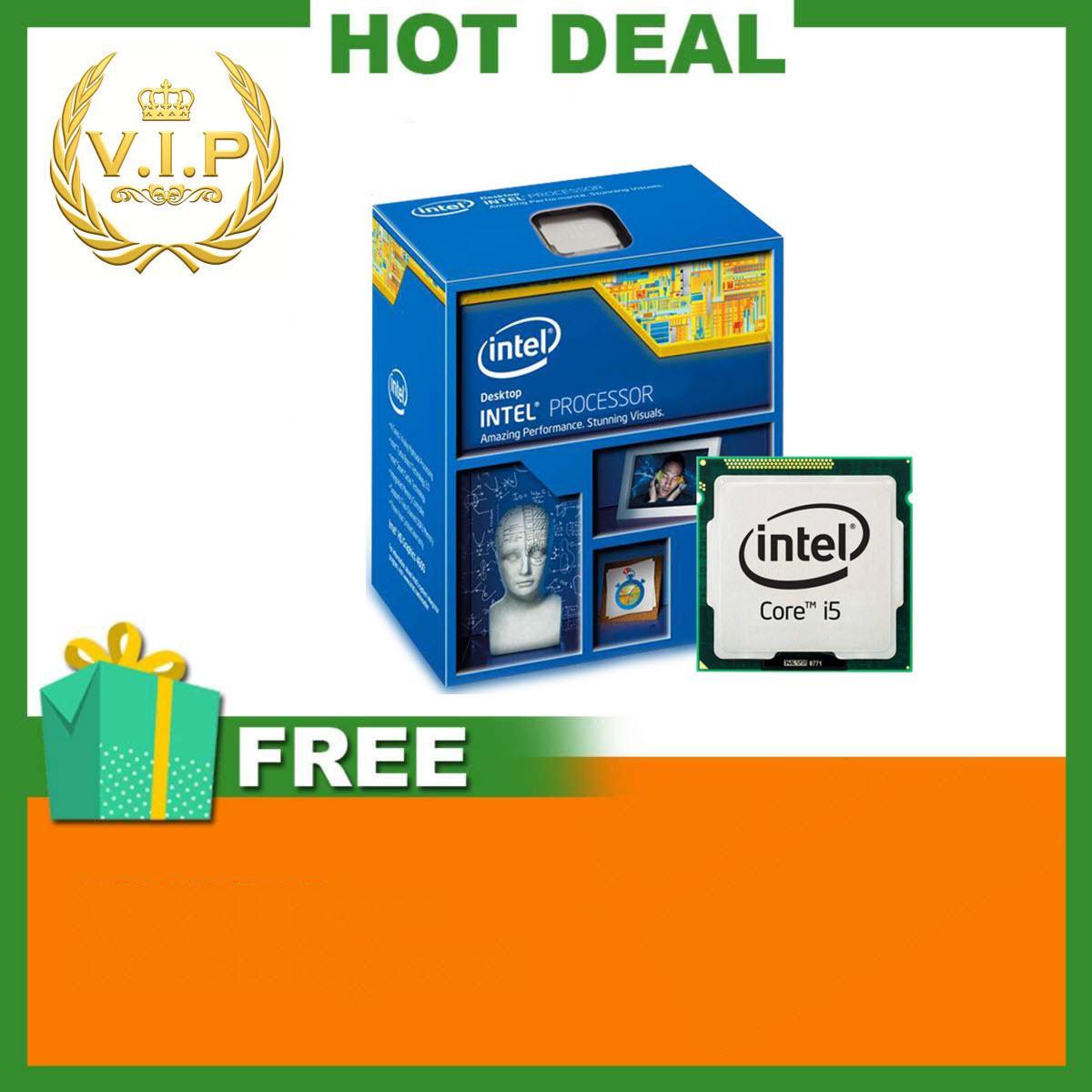 Vi xử lý Intel CPU Core I5 3470 (4 nhân- 4 luồng) Chất Lượng Tốt- Hàng Nhập Khẩu