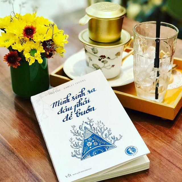 Mình Sinh Ra Đâu Phải Để Buồn - Tặng Bookmark Kẹp Sách Nhật Bản