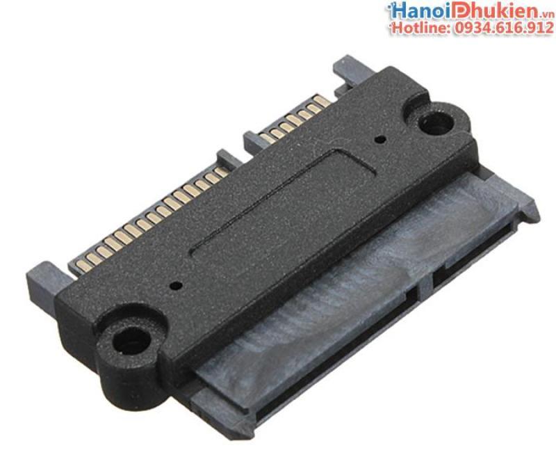 Bảng giá Giắc ổ cứng HDD, SSD SATA đầu đực - đầu cái Phong Vũ