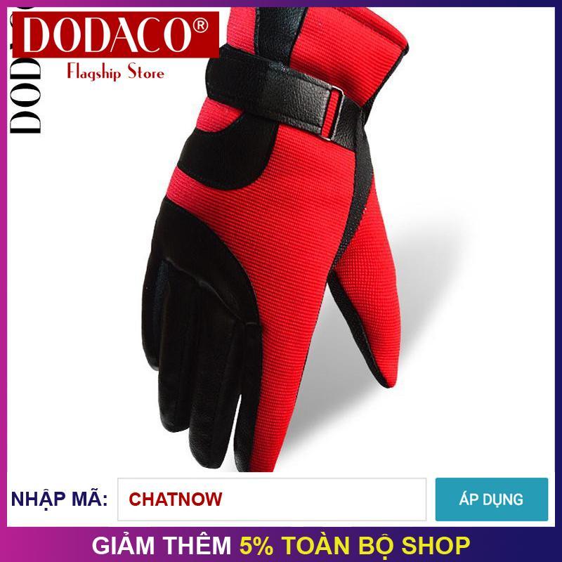 Găng tay namphụ kiện nam thời trang nam DODACO DDC2055 - (Nhiều màu)