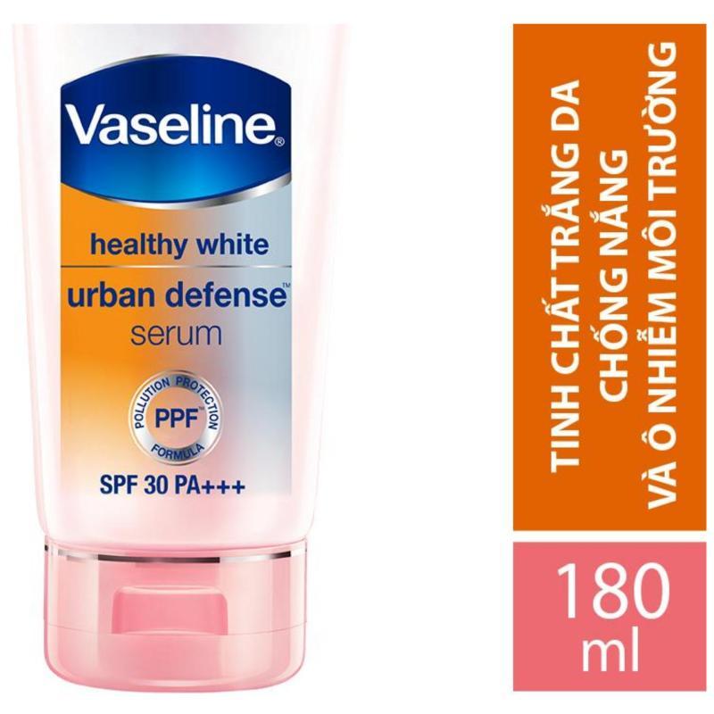 Tinh Chất Dưỡng Thể Chống Nắng Vaseline Serum SPF30 PA +++ 180ml