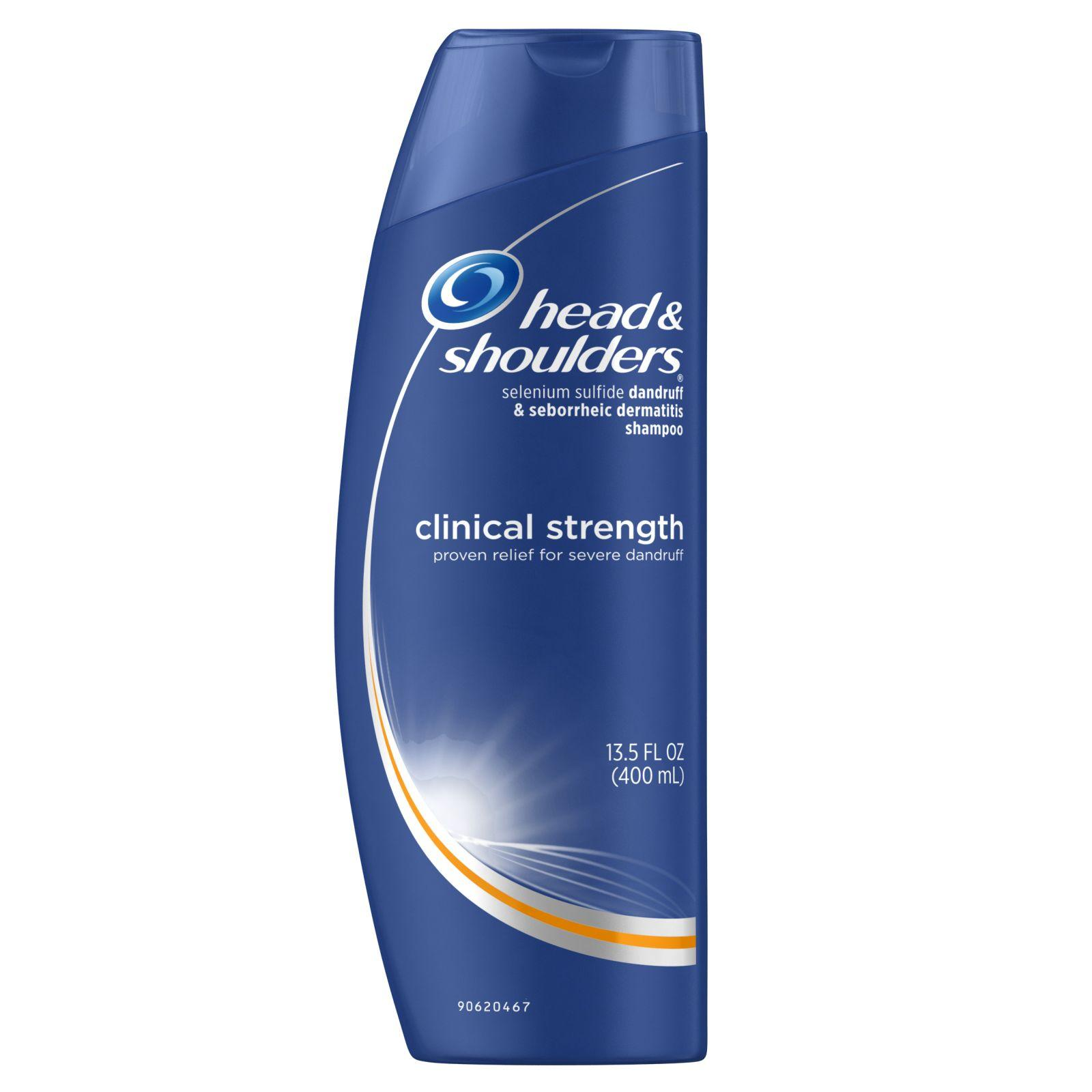 Dầu gội trị gàu HEAD & SHOULDER Clinical Strength 400ml