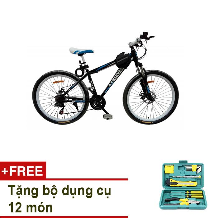Xe đạp thể thao MAGNUM Model A030 + Tặng bộ dụng cụ 12 món