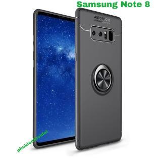 Ốp lưng Samsung Galaxy Note 8 chống sốc kiêm nhẫn ô tô hiệu AUTO FOCUS cao cấp thumbnail