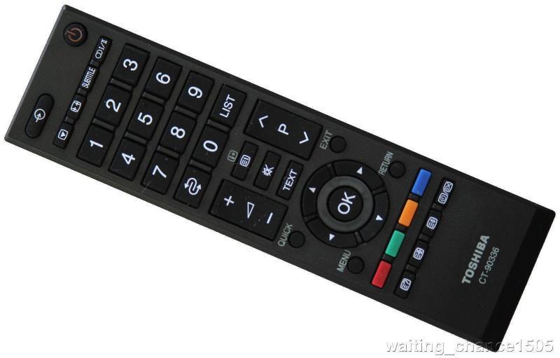 Bảng giá Điều khiển tivi Toshiba 90336  (đen)