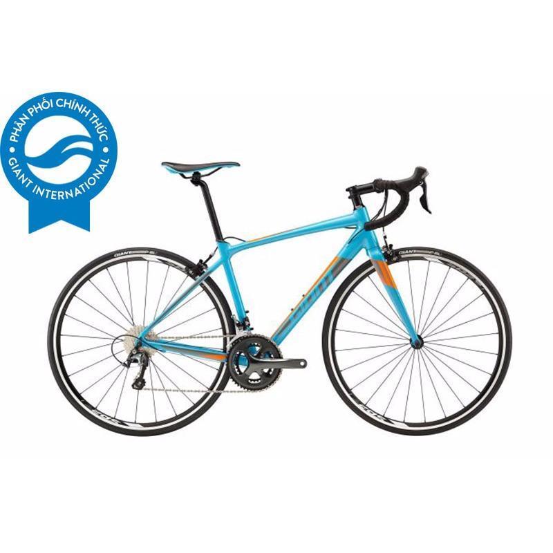 Phân phối Xe đạp đua GIANT Contend SL 2- Size XS (Xanh)