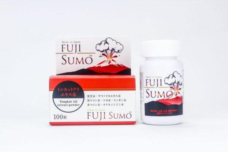 Viên uống tăng cường sinh lực Fuji Sumo Nhật Bản 100 viên nhập khẩu