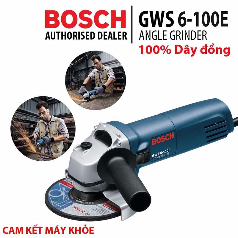 Máy mài máy cắt .BOSCH GWS6 -100 - DM503