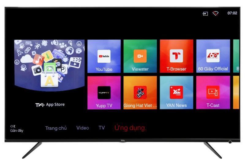 Bảng giá Smart Tivi TCL 50 inch 4K L50P6