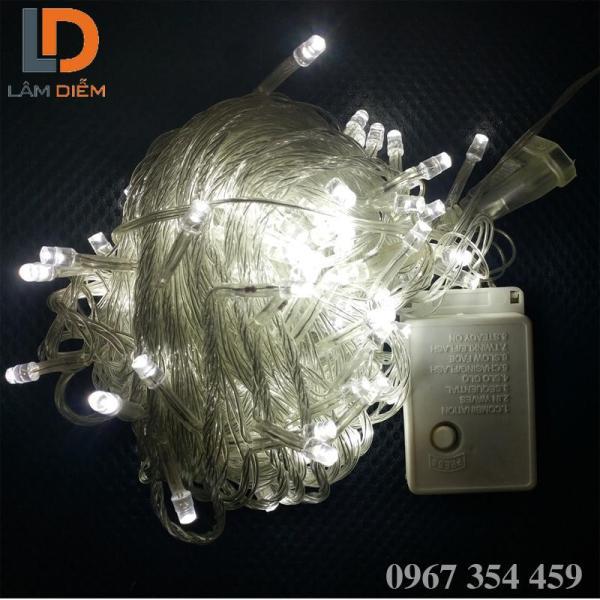 Đèn led dây không chớp 8 m nhiều màu sắc an toàn về điện, dễ dàng kết nối và tiết kiệm chi phí