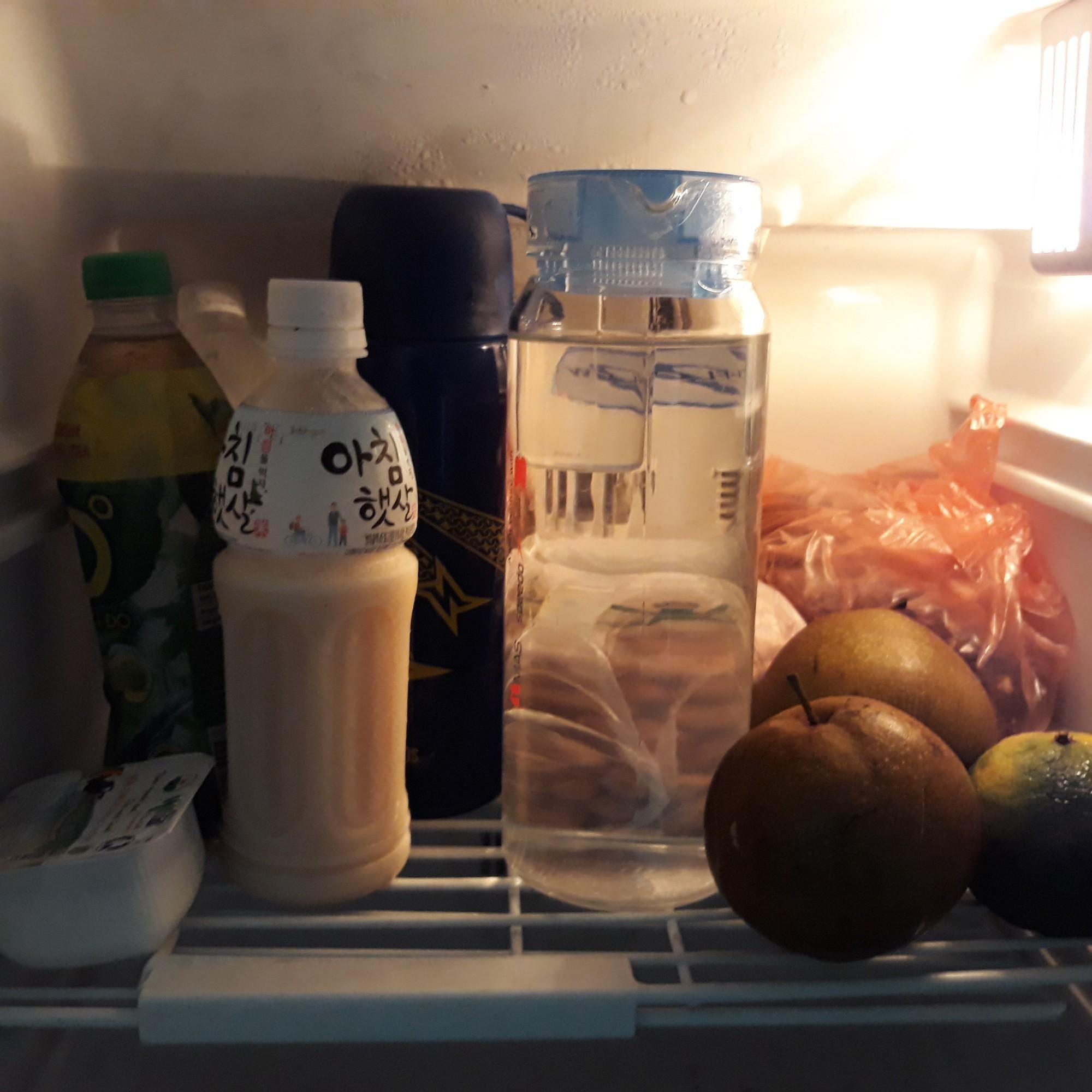 Hình ảnh Giá đỡ tủ lạnh độc đáo (hàng thiết kế)